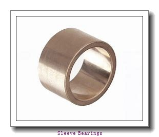 ISOSTATIC EP-081228  Sleeve Bearings
