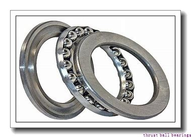 CONSOLIDATED BEARING 51234 F P/5  Thrust Ball Bearing