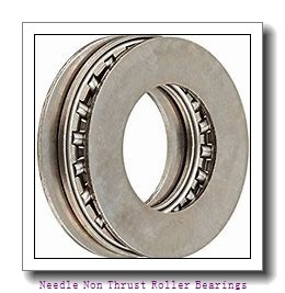 1.772 Inch | 45 Millimeter x 1.969 Inch | 50 Millimeter x 0.984 Inch | 25 Millimeter  CONSOLIDATED BEARING IR-45 X 50 X 25  Needle Non Thrust Roller Bearings