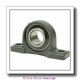4.528 Inch | 115 Millimeter x 4.76 Inch | 120.904 Millimeter x 6 Inch | 152.4 Millimeter  QM INDUSTRIES TAPH26K115SO  Pillow Block Bearings