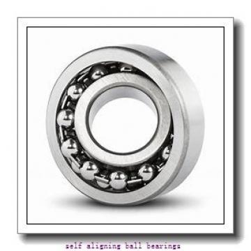 CONSOLIDATED BEARING 2205-2RS C/3  Self Aligning Ball Bearings