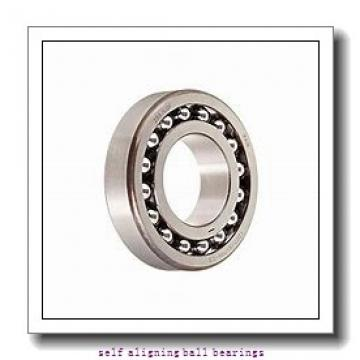 17 mm x 40 mm x 16 mm  FAG 2203-2RS-TVH  Self Aligning Ball Bearings