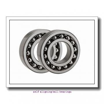 35 mm x 72 mm x 23 mm  FAG 2207-K-TVH-C3  Self Aligning Ball Bearings