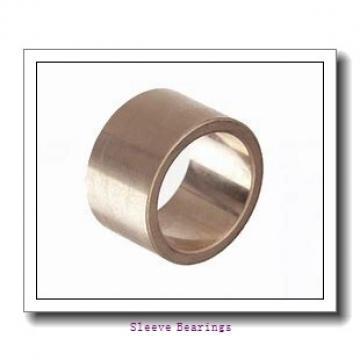 ISOSTATIC B-1418-16  Sleeve Bearings