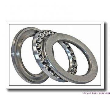 CONSOLIDATED BEARING 51238 F P/5  Thrust Ball Bearing