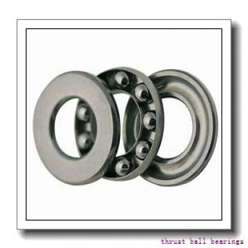 CONSOLIDATED BEARING 51176 M  Thrust Ball Bearing