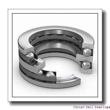 CONSOLIDATED BEARING 51236 M  Thrust Ball Bearing