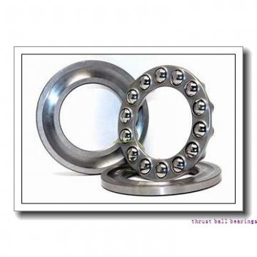 CONSOLIDATED BEARING 51234 P/5  Thrust Ball Bearing