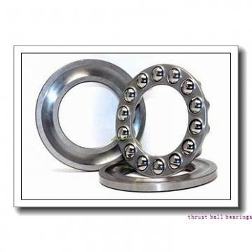 CONSOLIDATED BEARING 52205 P/6  Thrust Ball Bearing