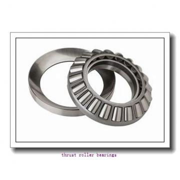 INA AS120155  Thrust Roller Bearing