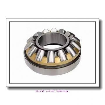 INA NX17  Thrust Roller Bearing
