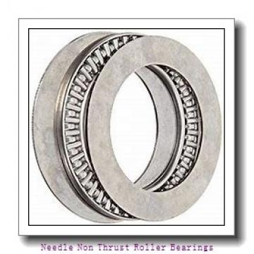 0.866 Inch | 22 Millimeter x 1.181 Inch | 30 Millimeter x 0.787 Inch | 20 Millimeter  CONSOLIDATED BEARING K-22 X 30 X 20  Needle Non Thrust Roller Bearings