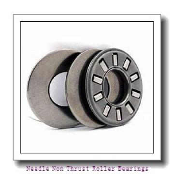 1.496 Inch | 38 Millimeter x 1.693 Inch | 43 Millimeter x 1.181 Inch | 30 Millimeter  CONSOLIDATED BEARING IR-38 X 43 X 30  Needle Non Thrust Roller Bearings