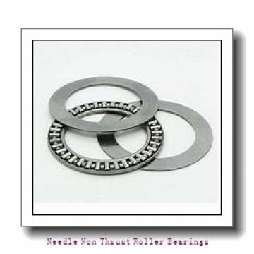 1.575 Inch | 40 Millimeter x 1.969 Inch | 50 Millimeter x 0.866 Inch | 22 Millimeter  CONSOLIDATED BEARING IR-40 X 50 X 22  Needle Non Thrust Roller Bearings