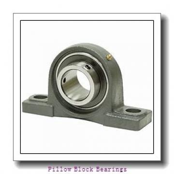 2.438 Inch | 61.925 Millimeter x 4.156 Inch | 105.562 Millimeter x 3 Inch | 76.2 Millimeter  REXNORD MP6207  Pillow Block Bearings