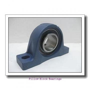 2.438 Inch | 61.925 Millimeter x 3.5 Inch | 88.9 Millimeter x 3 Inch | 76.2 Millimeter  REXNORD ZP2207F  Pillow Block Bearings