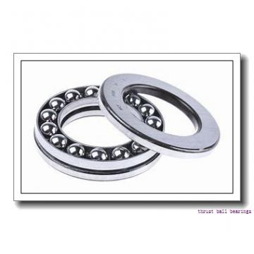 CONSOLIDATED BEARING 51176 F P/5  Thrust Ball Bearing
