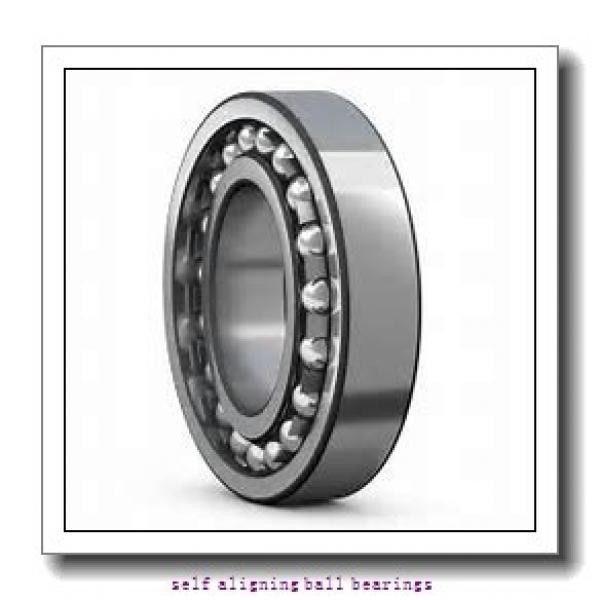 FAG 2314-M-C3  Self Aligning Ball Bearings #1 image