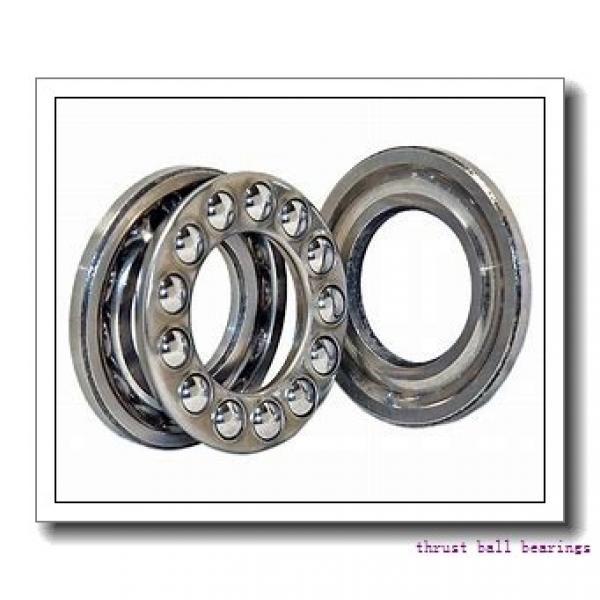CONSOLIDATED BEARING 51307  Thrust Ball Bearing #2 image