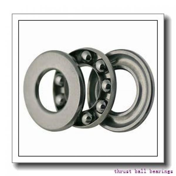 CONSOLIDATED BEARING W-3 3/8  Thrust Ball Bearing #2 image
