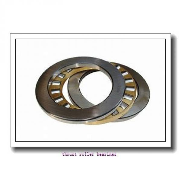 CONSOLIDATED BEARING AS-100135  Thrust Roller Bearing #2 image