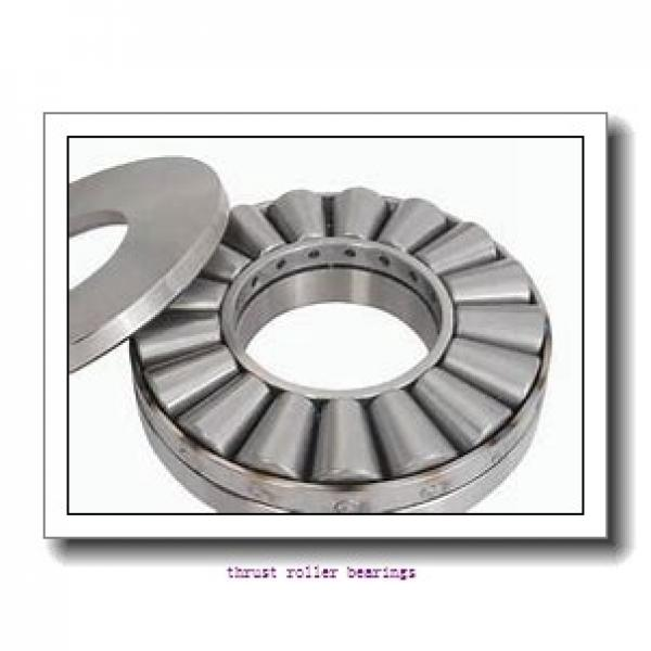 CONSOLIDATED BEARING AS-110145  Thrust Roller Bearing #2 image