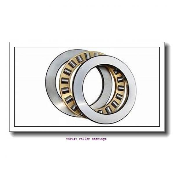 CONSOLIDATED BEARING AS-100135  Thrust Roller Bearing #1 image
