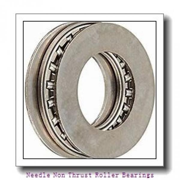 1.575 Inch | 40 Millimeter x 1.969 Inch | 50 Millimeter x 0.787 Inch | 20 Millimeter  CONSOLIDATED BEARING IR-40 X 50 X 20  Needle Non Thrust Roller Bearings #1 image