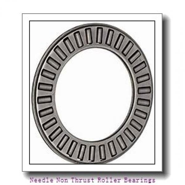 1.181 Inch | 30 Millimeter x 1.378 Inch | 35 Millimeter x 0.63 Inch | 16 Millimeter  CONSOLIDATED BEARING IR-30 X 35 X 16  Needle Non Thrust Roller Bearings #1 image