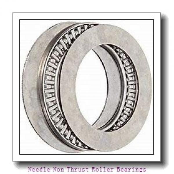 0.118 Inch   3 Millimeter x 0.236 Inch   6 Millimeter x 0.276 Inch   7 Millimeter  CONSOLIDATED BEARING K-3 X 6 X 7  Needle Non Thrust Roller Bearings #2 image