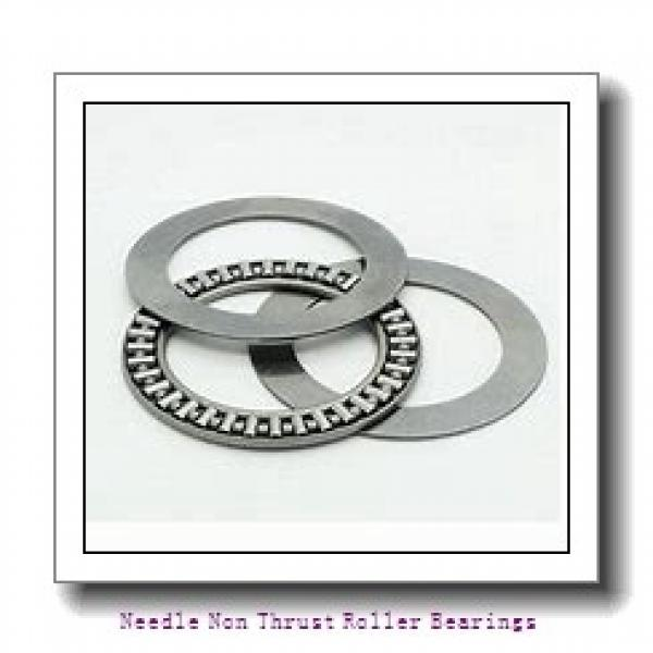 1.102 Inch | 28 Millimeter x 1.339 Inch | 34 Millimeter x 0.669 Inch | 17 Millimeter  CONSOLIDATED BEARING K-28 X 34 X 17  Needle Non Thrust Roller Bearings #2 image