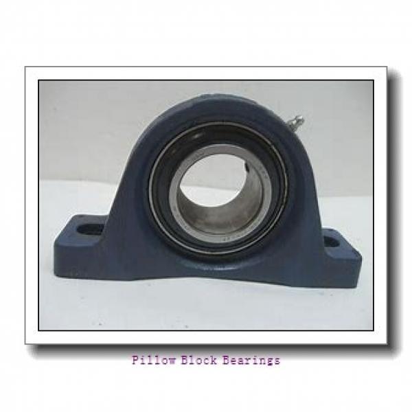 4.528 Inch | 115 Millimeter x 4.76 Inch | 120.904 Millimeter x 6 Inch | 152.4 Millimeter  QM INDUSTRIES TAPH26K115SO  Pillow Block Bearings #2 image