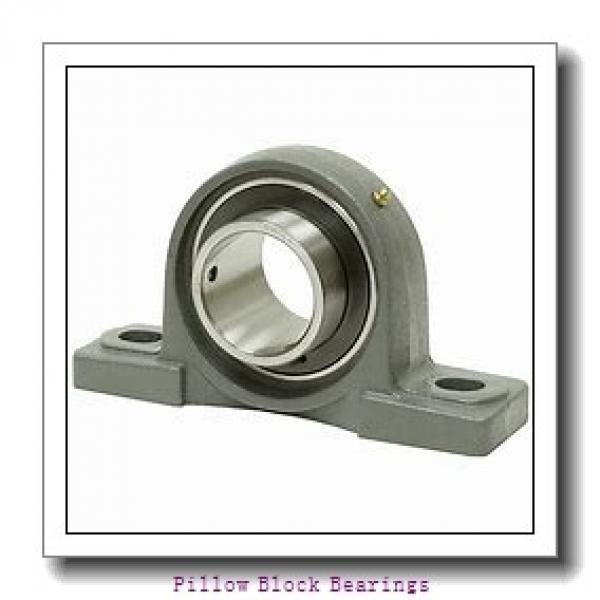 2.438 Inch | 61.925 Millimeter x 4.156 Inch | 105.562 Millimeter x 3 Inch | 76.2 Millimeter  REXNORD MP6207  Pillow Block Bearings #2 image
